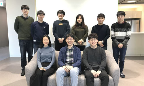 Members of the department of computer science and engineering at Seoul National University